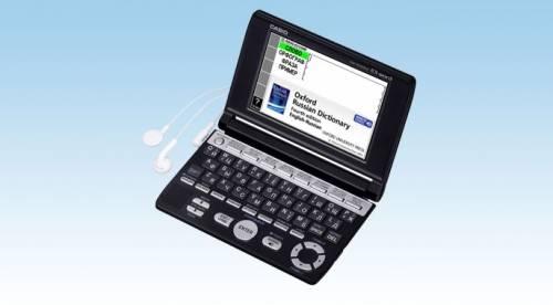 EW-R3000C  - англо-русский, русско-английский электронный словарь CASIO